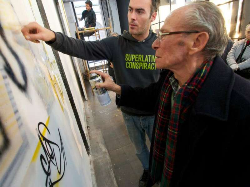 Senior Urban Art Workshops