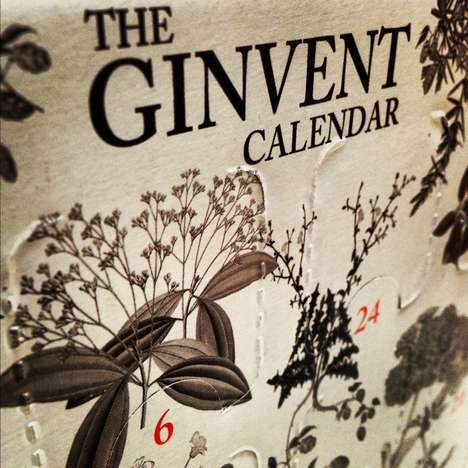Ginvent Calendar