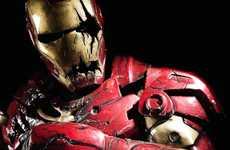 Flesh-Eating Superhero Attire
