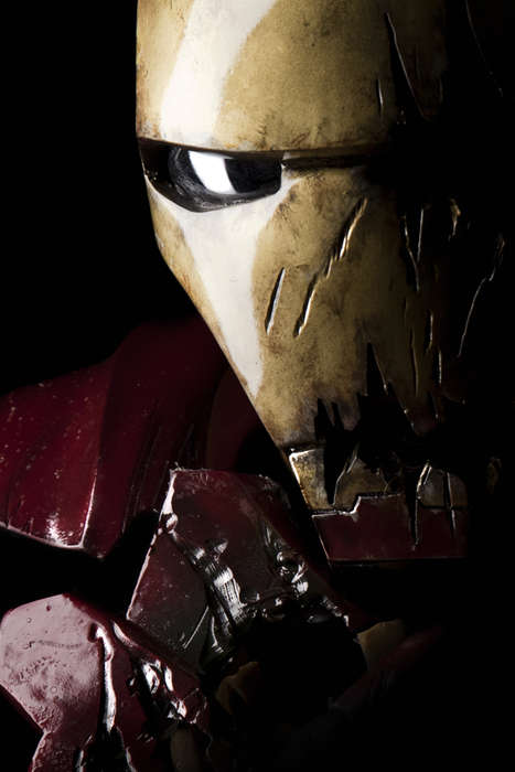 Zombie Iron Man Costume