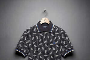 The Drake's of London x Fred Perry Collection is a Man&#8217