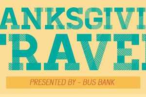 The Thanksgiving Travel Infographic Breaks Down Routes This Long Weekend