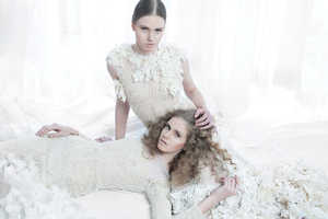 The Factory by Leandro Ramos Features Stunningly Detailed Gowns