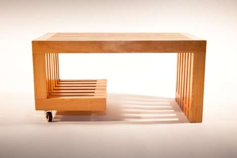 Table +/- by gOO arquitectos