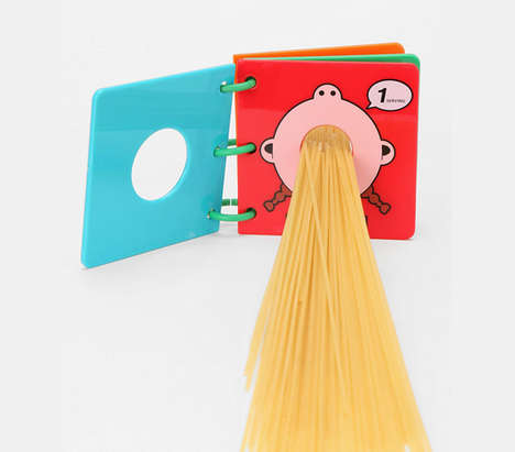 Spaghetti Measuring Book