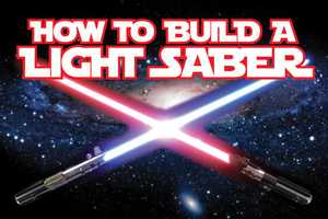 Unleash Your Jedi with This DIY Star Wars Lightsaber Chart Tutorial