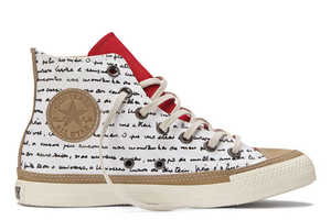Converse Salutes Architecture with Niemeyer x Converse Collection