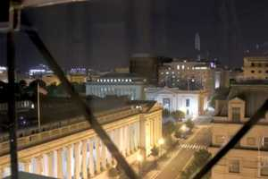 Washington D.C. 'Empty America' Film Showcases the USA's Trademarks