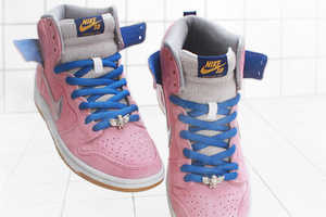 The Concepts x Nike SB Dunk Hi is Inspired by the Saying 'When Pigs Fly'