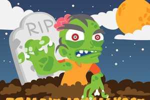 The Zombie Apocalypse Infographic Reveals the Best Survival Method