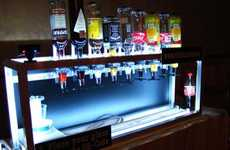 Automated Bartender Devices