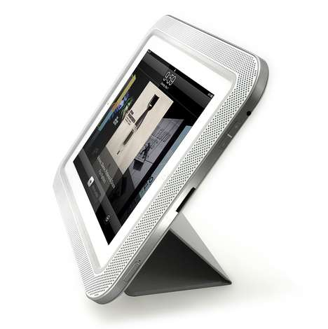 sound system for iPad