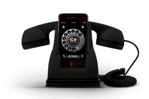 Get Nostalgic with the 'Ice-Phone' Handset