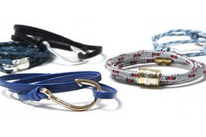 The Miansai Fall/Winter 2012 Collection is Classically Nautical