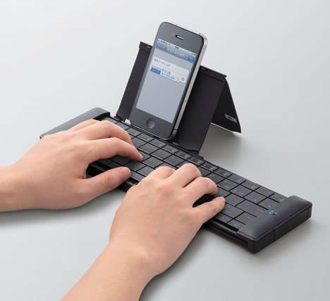 Elecom Slide Wireless Keyboard