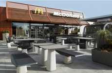 Modernized Fast Food Patio Furniture