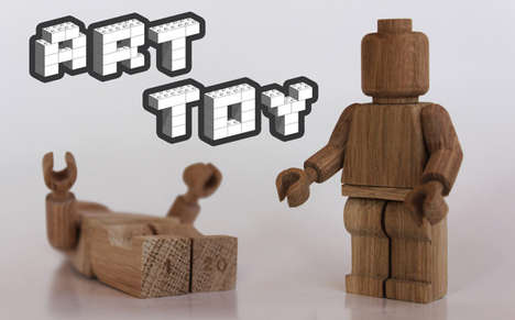 Art Toy by Malet Thibaut
