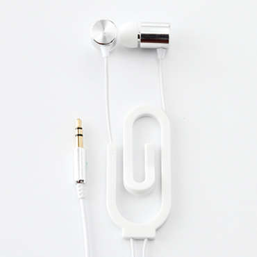 Paperclip Headphones