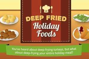 Pair Your Deep Fried Turkey with These Divine Fried Sides