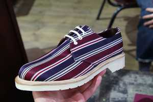 The Dr Martens Shoes SS 2013 Line is Full of Fusion