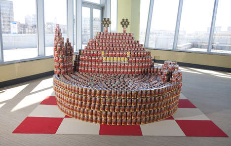 San Francisco Canstruction