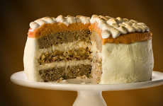 Turkey-Caked Thanksgiving Recipes