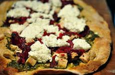 Tangy Turkey Pizza Recipes