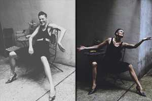 Casey Legler Becomes the First Female Signed On as a Male Model
