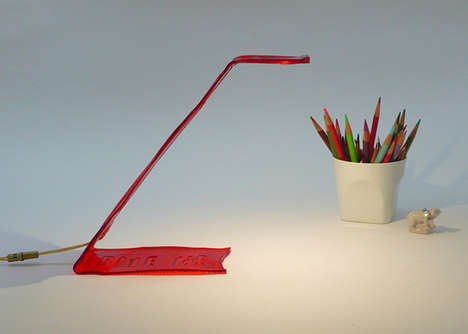 Bite Me Edible Desk Lamp