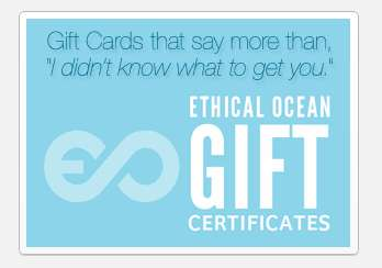 Ethical Ocean Holiday Helper Elf