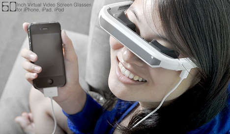Virtual Video Glasses