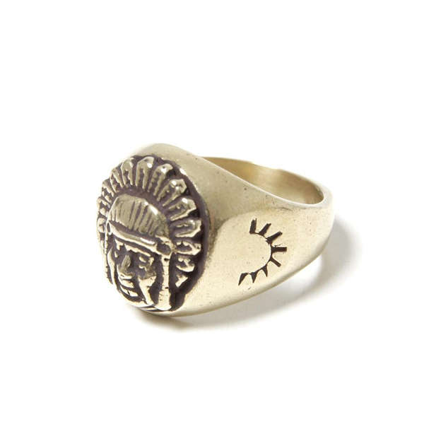 Stoic Native-Inspired Rings