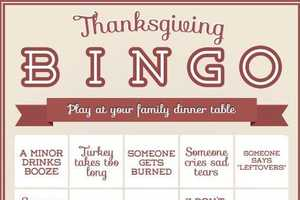 Play Bingo Around the Table with Your Family this Holiday
