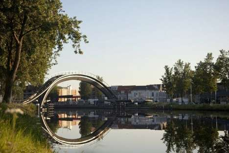 Melkwegbridge by NEXT Architects