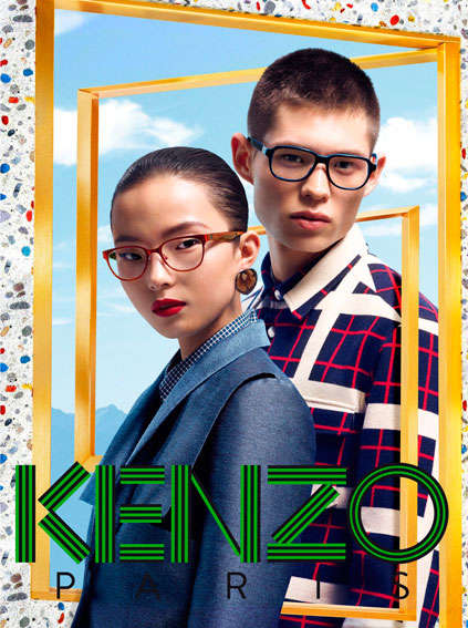 Kenzo Accessories Fall/Winter 2012