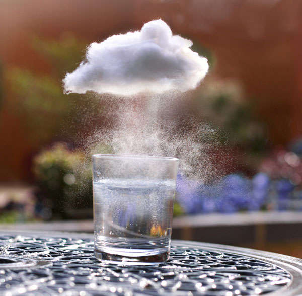 Conceptual Cloud Photography