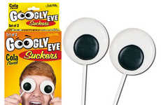 Literal Eye Candy - Googly Eye Candy Will Stare Back
