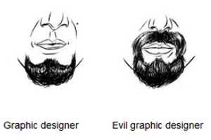 The Field Guide to Facial Topiary Defines Tech Employees by Scruff