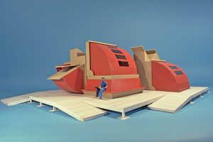Architect Michael Jatzen Surpasses Innovation with the Hideaway House