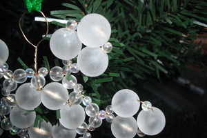 The DIY Snowflake Decoration is a Tricky and Stunning Christmas Decoration
