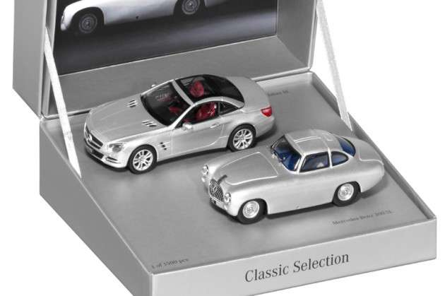 Commemorative Iconic Car Figurines