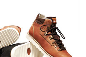 The Footwear in the Lacoste Essential Design F/W 2012 Line Are Stylish