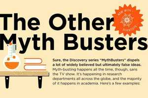 This Infographic Sees Some of the Most Common Myths Busted