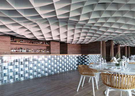 V'ammos Restaurant by LM Architects