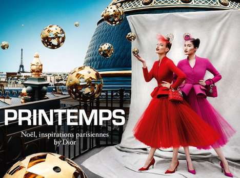 Dior for Printemps Holiday 2012