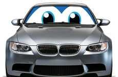 Automobile Peeper Decals