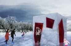 Winter Warming Huts
