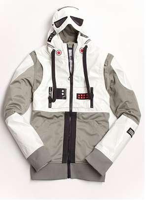 Sci-Fi Winter Wear