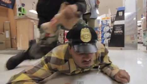 black friday violence