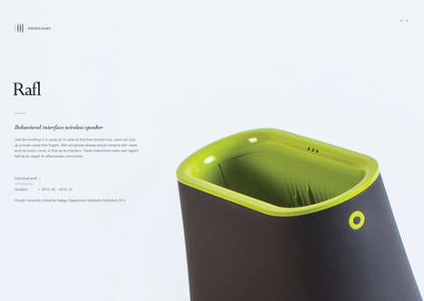 Rafl Wireless Speaker
